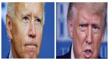 US Presidential Debate 2020 Highlights: Biden counters Trump interruptions by speaking to camera