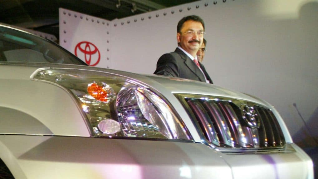 India's auto sector concurs with Toyota on need to reduce taxes