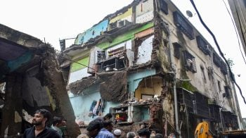 Bhiwandi building collapse: At least eight dead, several feared trapped, says reports