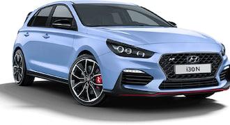 Hyundai teases upcoming i30 N; new model gets a facelift
