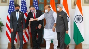 Explained: Know about BECA, the US pact that gives India more eyes in the sky