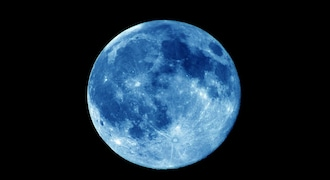 'Is a Blue Moon really blue?' All you need to know about October 31's rare phenomenon