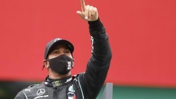 Still rising: Lewis Hamilton makes F1 history with 92nd win
