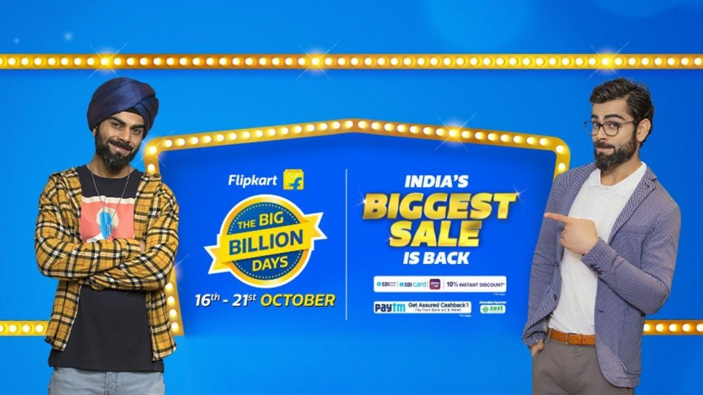 60% sellers on Day 1 of Flipkart's Big Billion Days sale from beyond tier 2 cities
