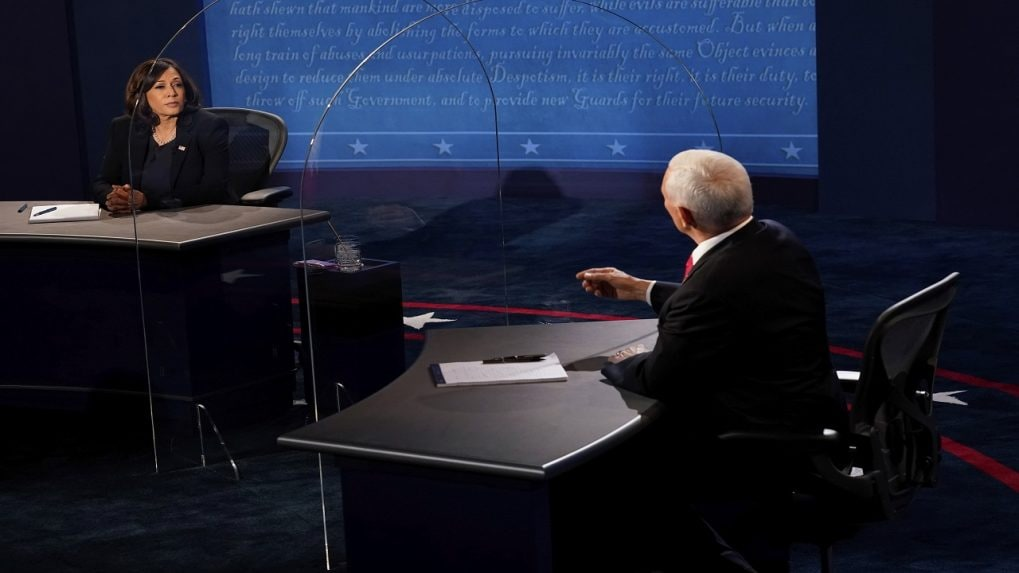 US Vice Presidential Debate: Focus was more on COVID-19, China and climate issues