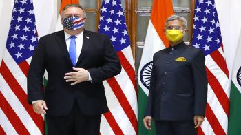 Indo-US 2+2 ministerial dialogue brought 'unprecedented cooperation' between the two nations: Lawmakers