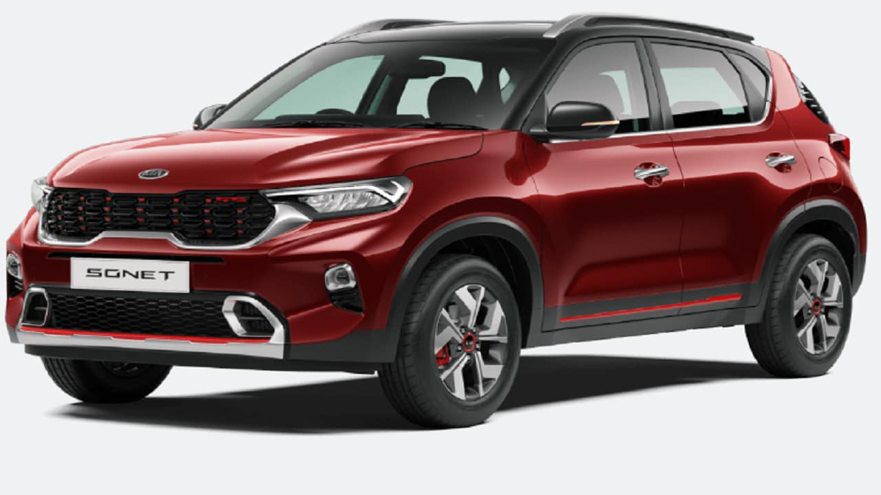 10# Kia Motors' latest offering Sonet  SUV has made it to the top ten after selling 11,721 units.