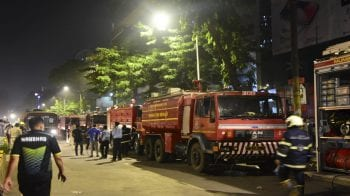Mumbai mall blaze: 3,500 people evacuated from adjacent tower
