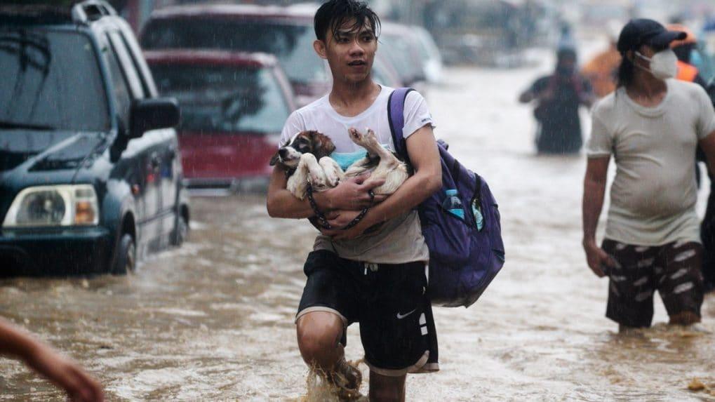 In pics: Typhoon Vamco wreaks havoc in Philippines