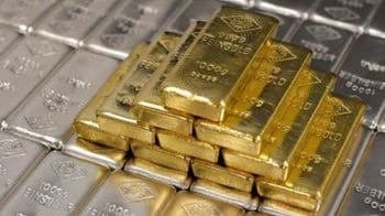 Gold rate today: Yellow metal trades flat; Silver falls 1%