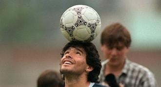 Maradona autopsy shows no drink or illegal drugs
