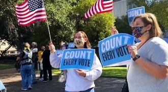 US Election 2020: Nevada's slow counting of votes triggers hilarious memes and jokes on social media