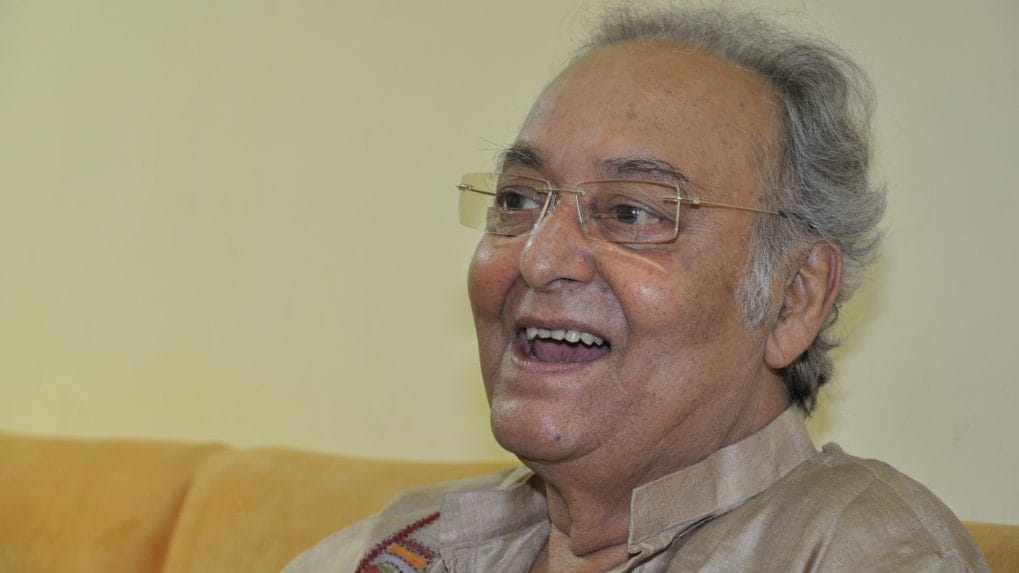 Soumitra Chatterjee, our conscience-keeper