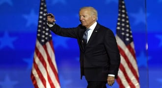 Not waiting: Biden transition team at work amid limbo