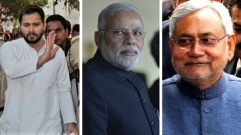 Bihar Election Results: Advantage MGB, and BJP