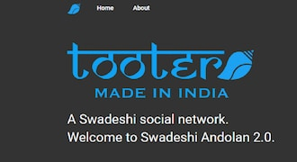 Here is what we know of Tooter, the desi rival of Twitter