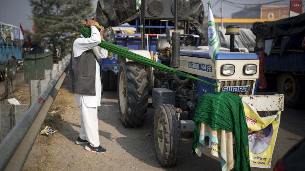 Ground report: Farmers firm on holding tractor rally on Jan 26