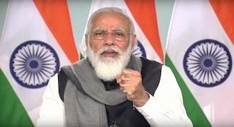 India, Uzbekistan standing firmly against terrorism: PM Modi