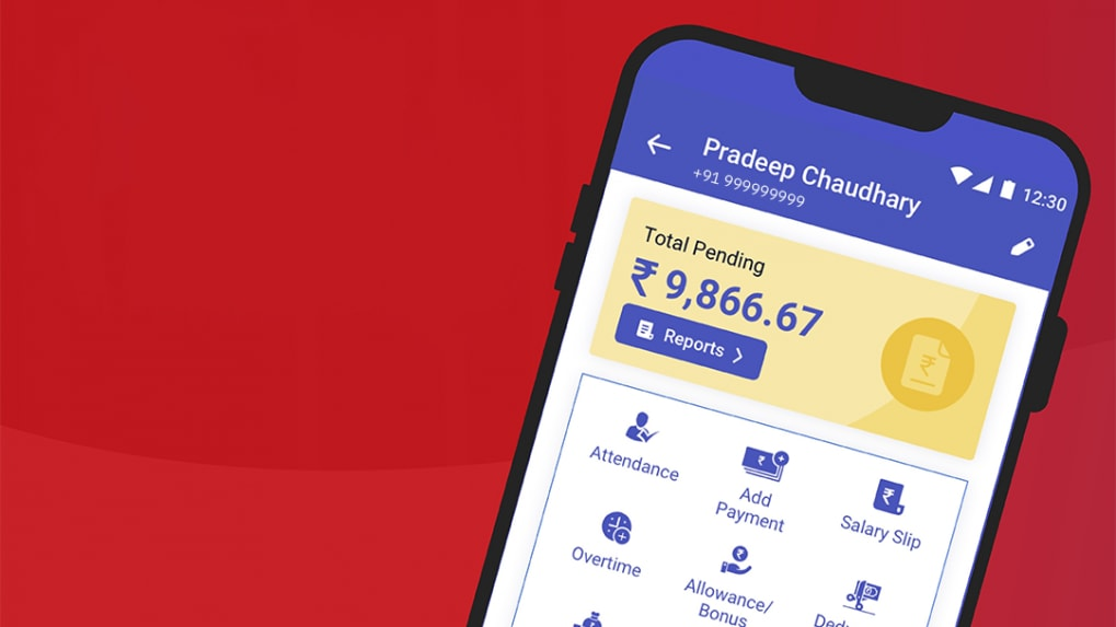 Khatabook introduces Pagarkhata app to digitise staff management for Indian MSMEs