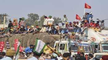 Farmers block Jaipur-Delhi highway to demand withdrawal of farm laws