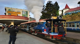 Darjeeling toy train service will resume from Christmas