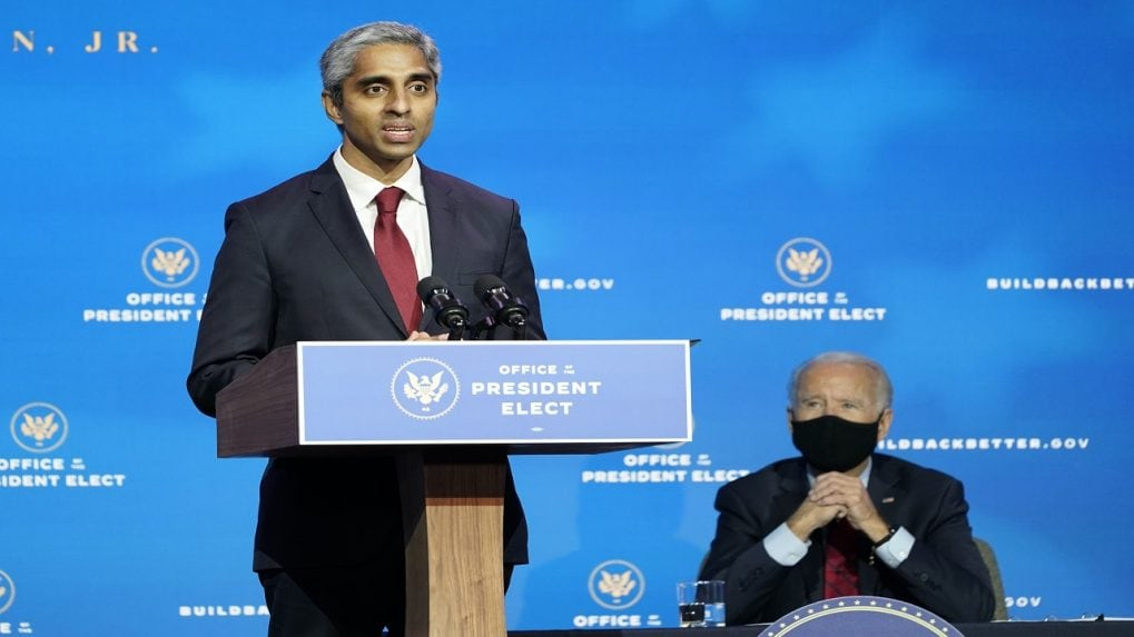 Indian-American Dr Murthy to serve again as Surgeon General of US: Biden
