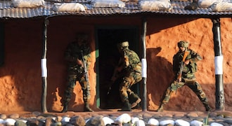 J&K: 5 terrorists killed in encounters in Shopian district; 2 cases of targeted killings solved