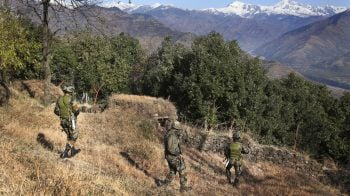 India and Pakistan militaries agree to stop cross border firing in Kashmir