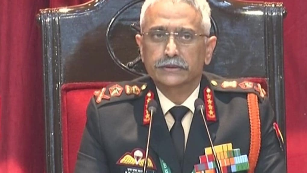 Modernisation of Indian Army well on course: Gen MM Naravane