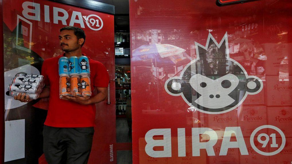 Japan's Kirin to invest $30 million in maker of Indian craft beer Bira