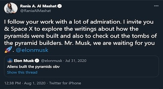 Loves a good conspiracy theory: As much as Musk is a genius with hardly any parallels, he also loves a good conspiracy theory or sometimes says something that are well beyond his core competencies. He once tweeted saying the Pyramids were built by aliens. He has also cast doubt on the genuineness of the COVID-19 pandemic, something that earned him a fair rebuke from scientists.