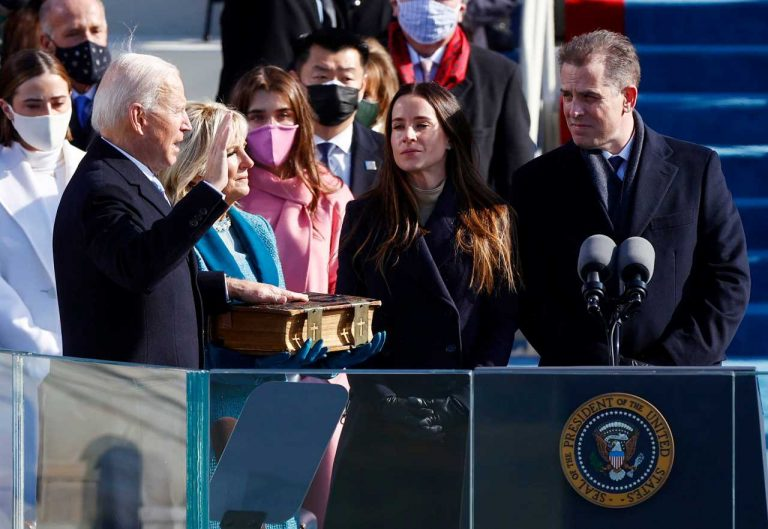 Joe Biden takes oath as 46th US President amidst unprecedented security