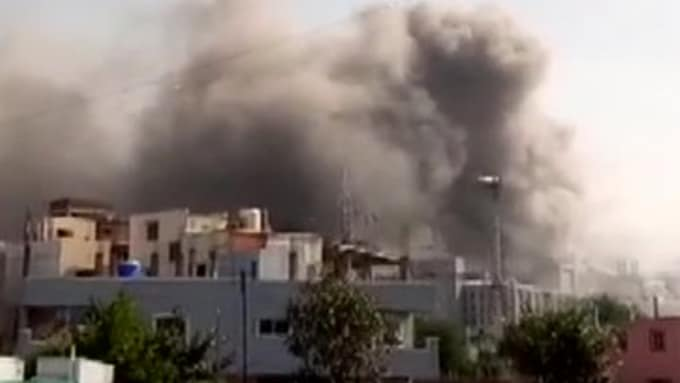 5 charred to death in massive fire at Serum Institute of India