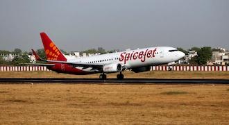 Spicejet share price, stock market, passenger fleet