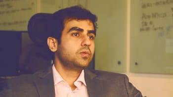 Zerodha co-founder Nikhil Kamath says playing chess improved his trading skills
