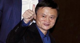 Billionaire Alibaba founder Jack Ma reappears in Hong Kong