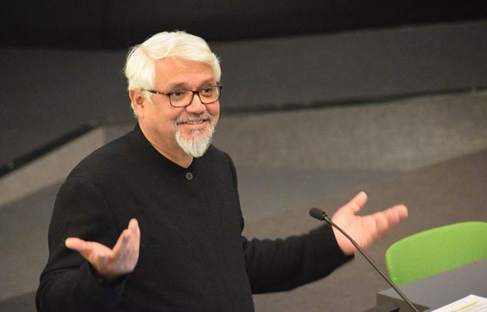 Jungle Nama about balancing human urge for profits and nature: Amitav Ghosh