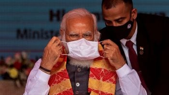 Coronavirus News Live Updates: PM Modi holds a review meeting on COVID-19 surge; UP's daily COVID toll hits record 120