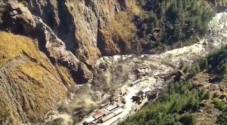 What Environmental Experts Had To Say About The Chamoli Glacier Burst?
