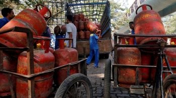 LPG cylinder witnesses third price hike in a month