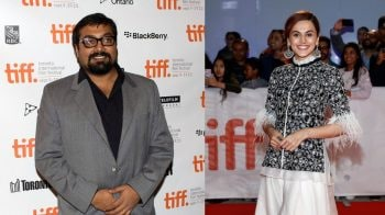 Income Tax Department raids properties of Anurag Kashyap, Taapsee Pannu for alleged tax evasion