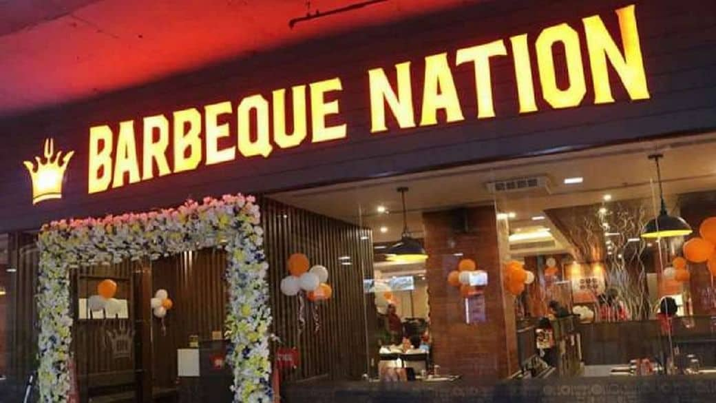Barbeque Nation Hospitality  | The company's shares will be listed on the exchanges today.