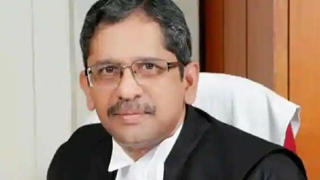 Justice NV Ramana appointed as the next Chief Justice of India