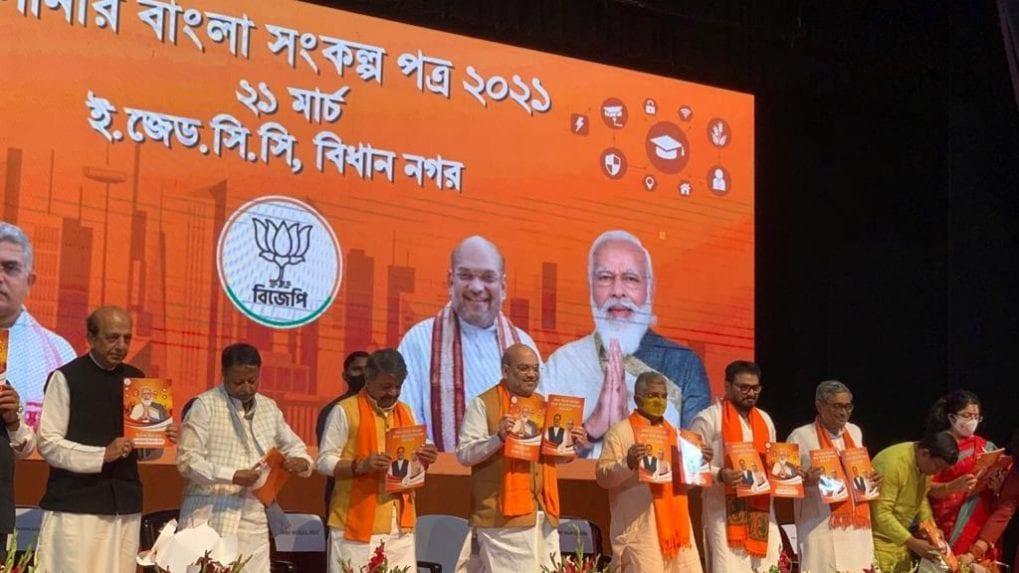 Parties bank on identity politics, promise industrialisation to win Nandigram seat