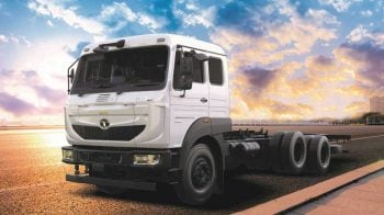 Tata Motors drives in three axle truck for various applications