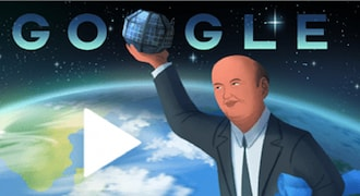 India's satellite man gets an ode from Google