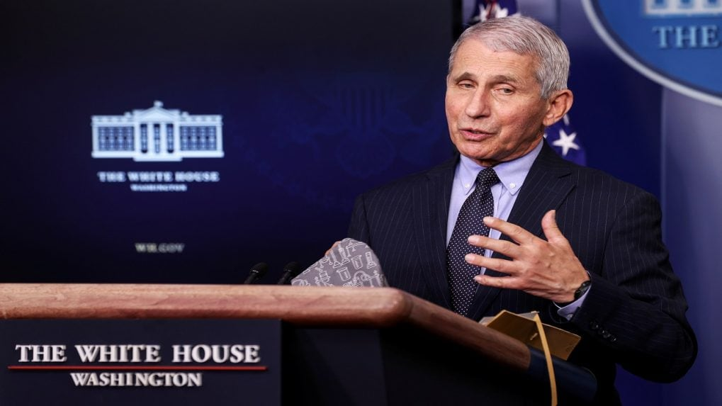 Anthony Fauci calls on China to release medical records of Wuhan lab workers: Report
