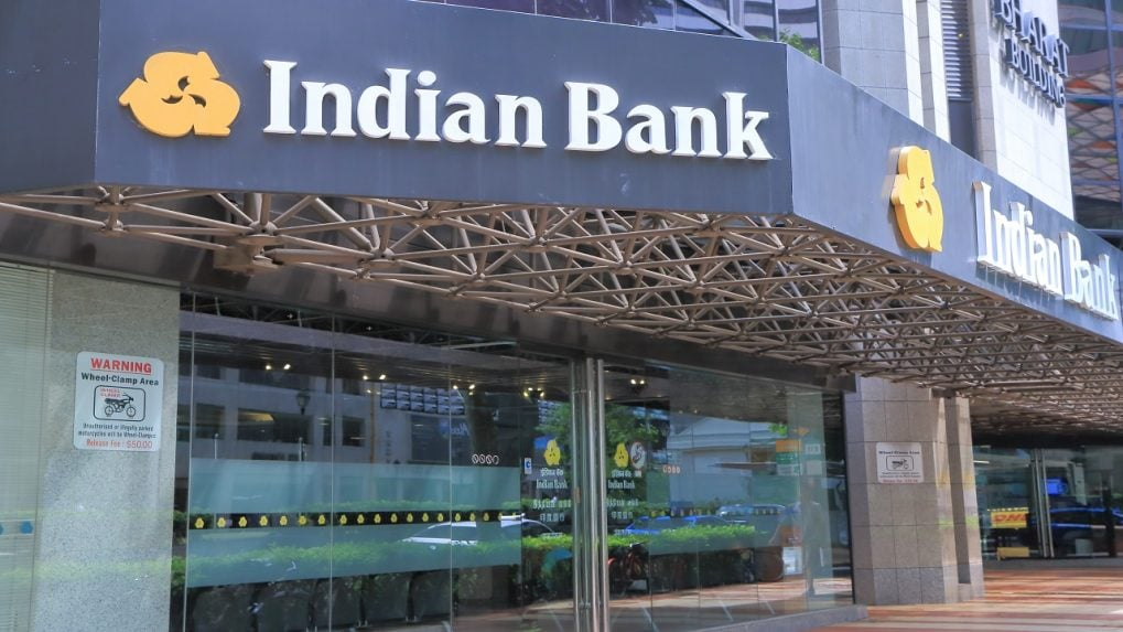 Indian Bank shares jump 5% on launch of Rs 4,000 crore QIP