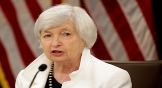 Expect recession if debt limit not raised, warns Janet Yellen; rejects minting $1 trillion coin