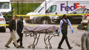 Four members of Sikh community among dead in Indianapolis FedEx shooting